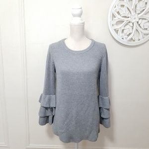 Calvin Klein size M chunky knit sweater